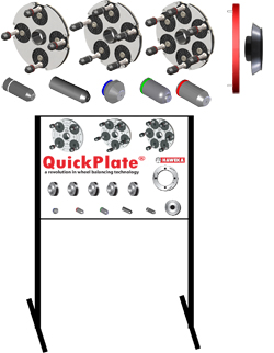 QuickPlate System